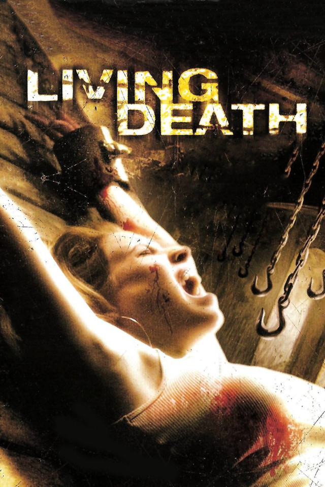 affiche du film Living Death
