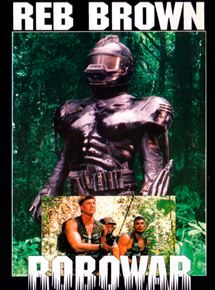 affiche du film Robowar