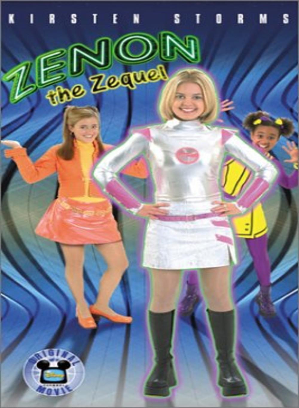 affiche du film Zenon et les Aliens (TV)