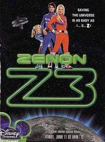 affiche du film Zenon et la Déesse de la Lune