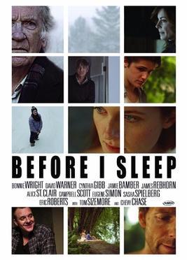 affiche du film Before I Sleep