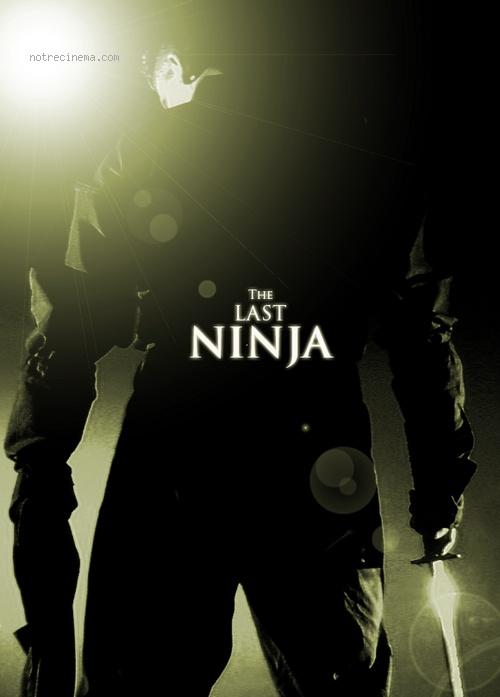 affiche du film Le Dernier Ninja