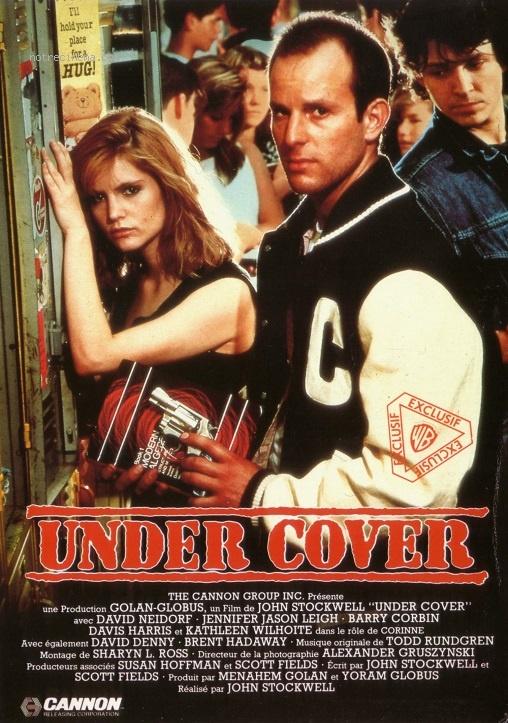 affiche du film Under Cover