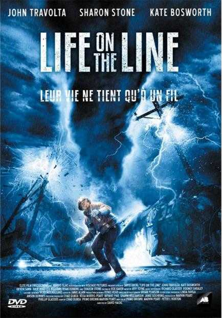 affiche du film Life On The Line