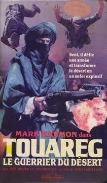 affiche du film Tuareg : Le guerrier du désert