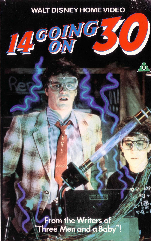 affiche du film 14 Going on 30 (TV)