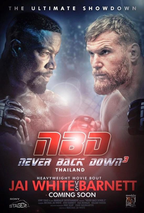 affiche du film Never back Down 3: No Surrender