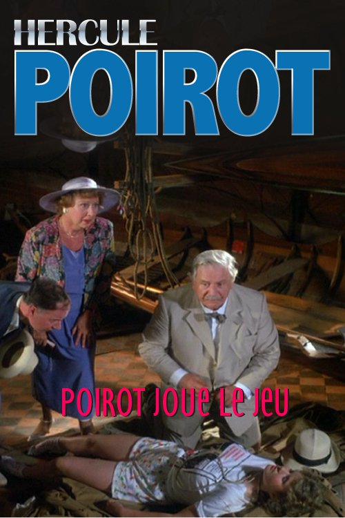 affiche du film Poirot joue le jeu (TV)