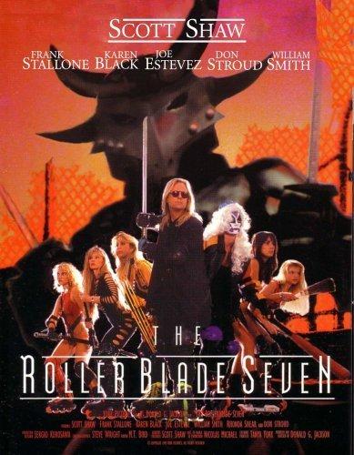 affiche du film The Roller Blade Seven