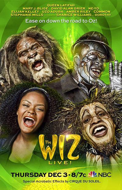 affiche du film The Wiz Live! (TV)