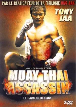 affiche du film Muay Thai Assassin
