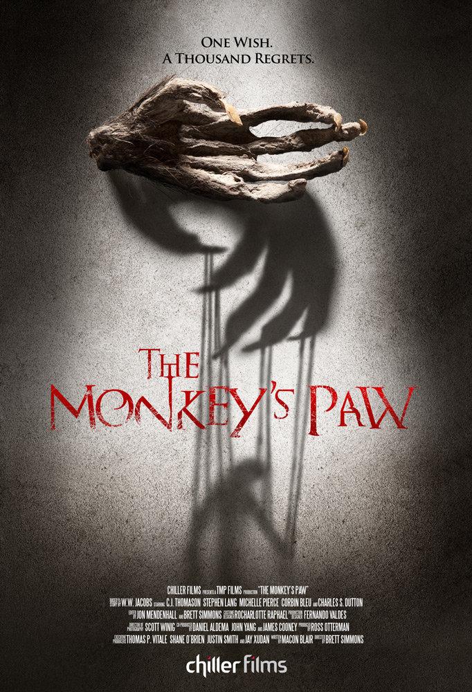 affiche du film The Monkey's Paw