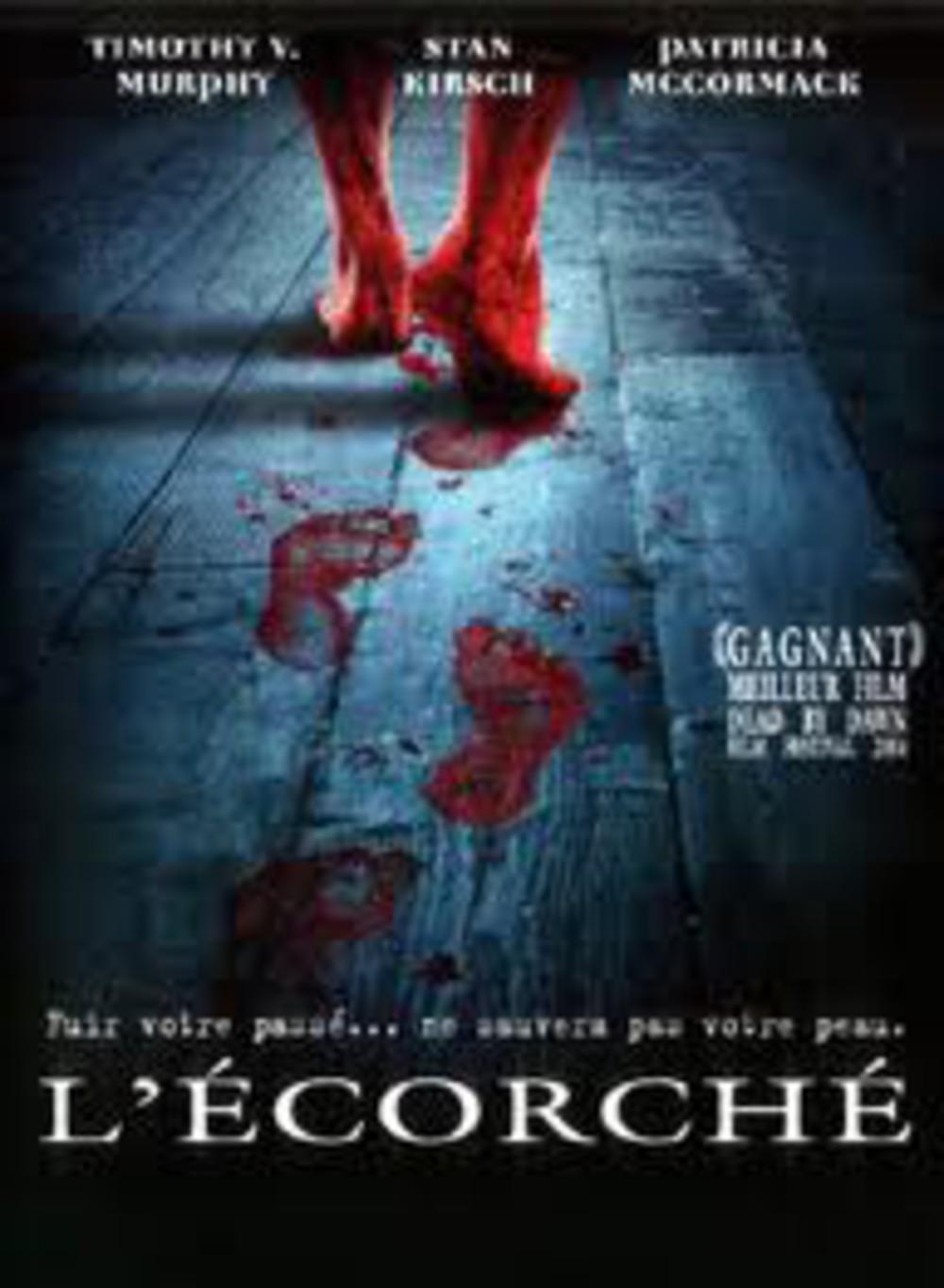 affiche du film L'Ecorché