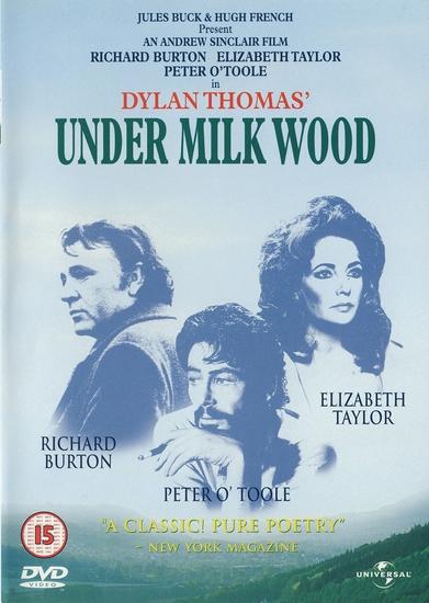 affiche du film Under Milk Wood