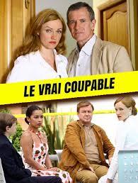 affiche du film Le Vrai coupable (TV)