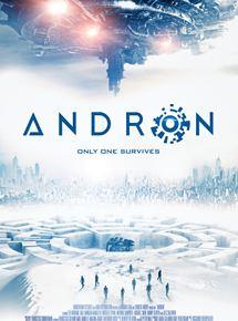 affiche du film Andròn : Le Labyrinthe Noir