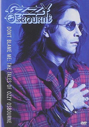 affiche du film Ozzy Osbourne: Don't Blame Me