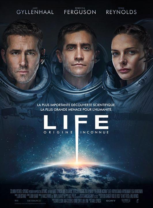 affiche du film Life : Origine inconnue