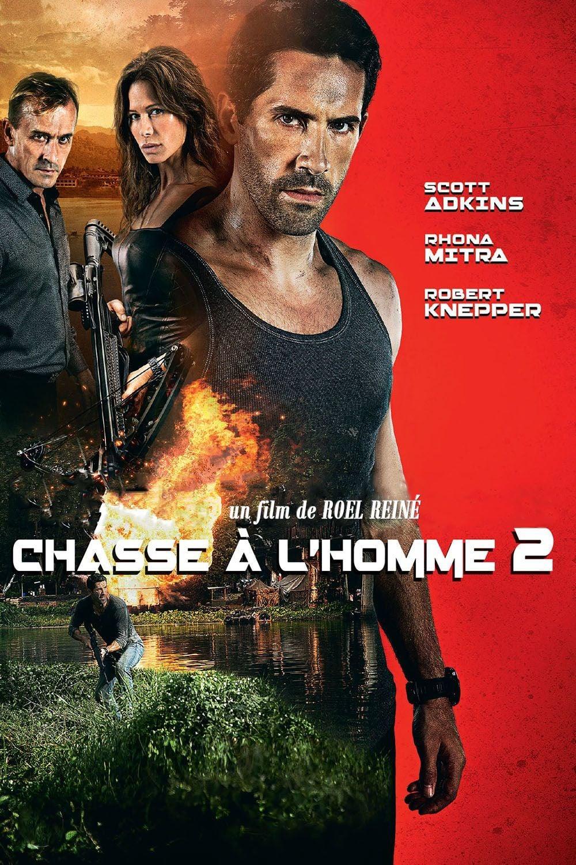 affiche du film Chasse à l'homme 2