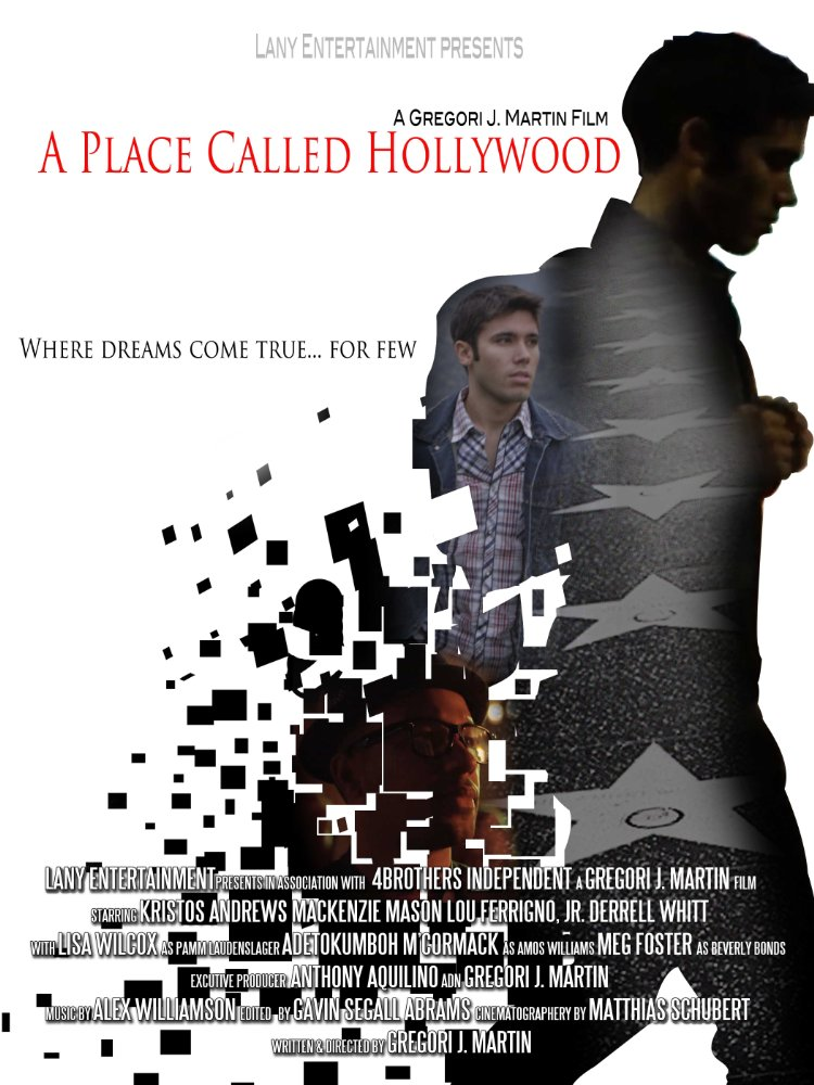 affiche du film A Place Called Hollywood