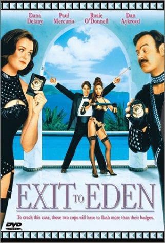 affiche du film Exit to Eden