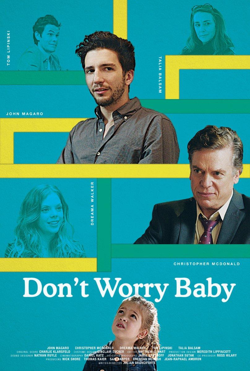 affiche du film Don't Worry Baby