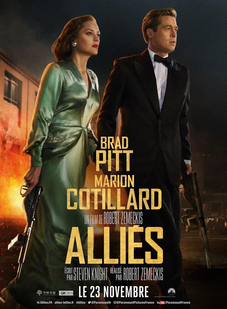 affiche du film Alliés