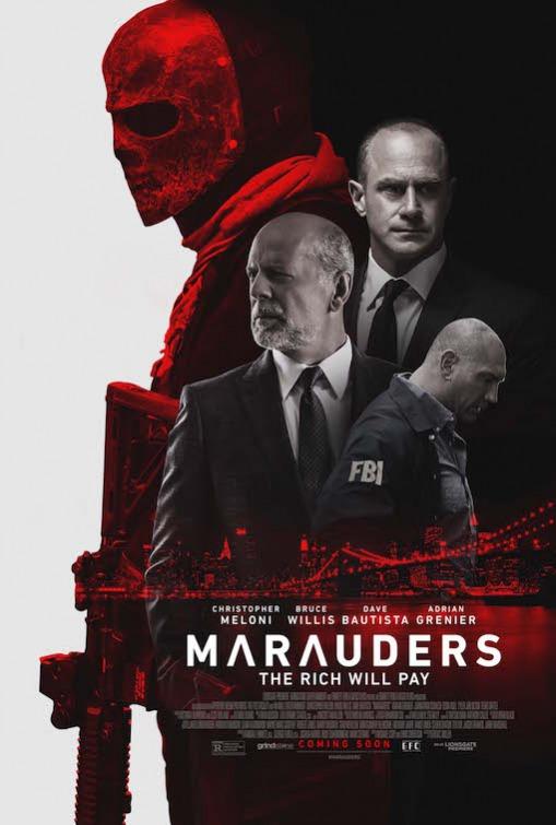 affiche du film Marauders