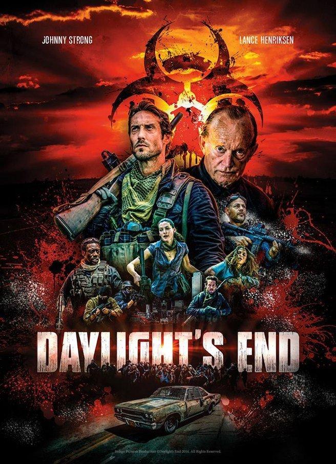 affiche du film Daylight's End
