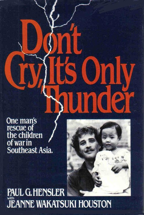 affiche du film Don't Cry, It's Only Thunder