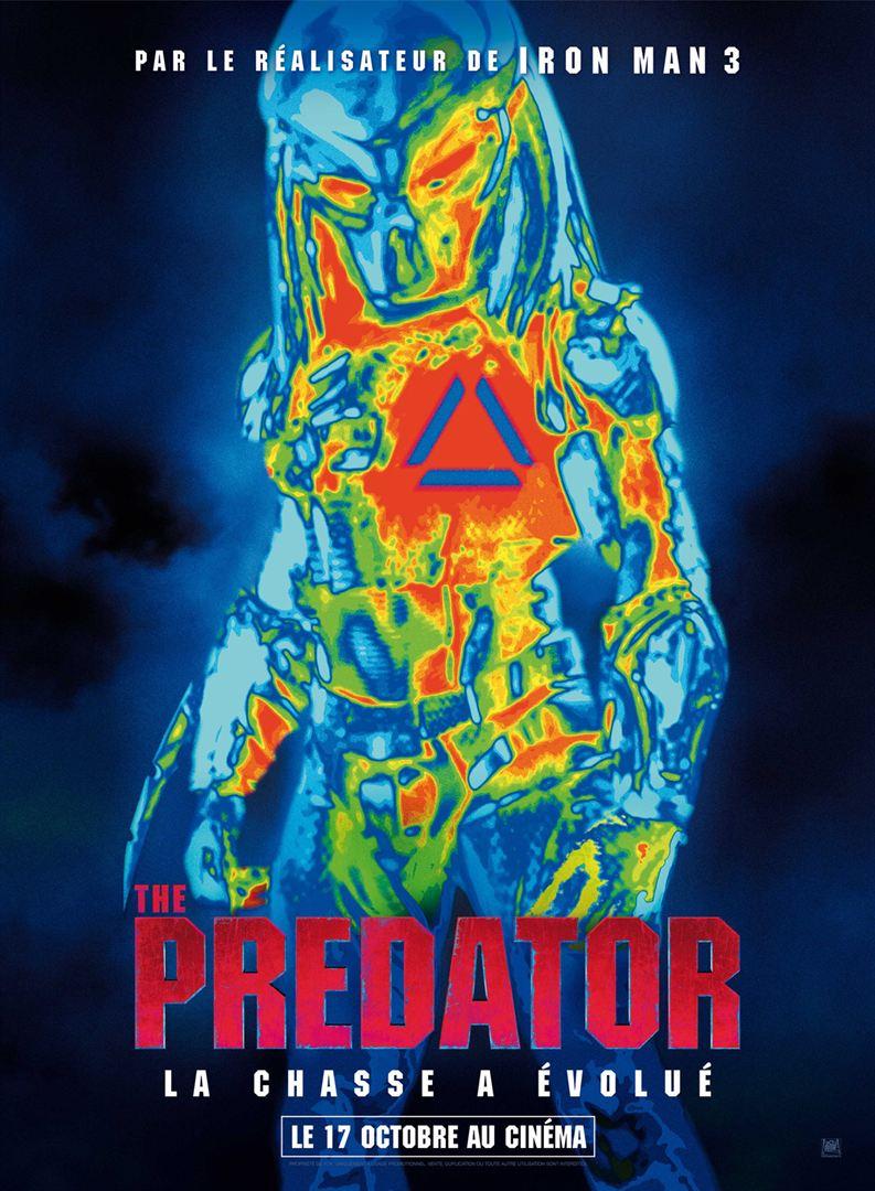 affiche du film The Predator