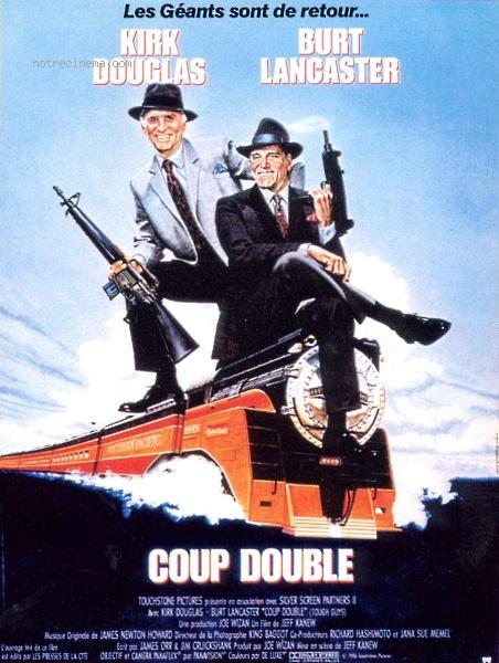 affiche du film Coup double