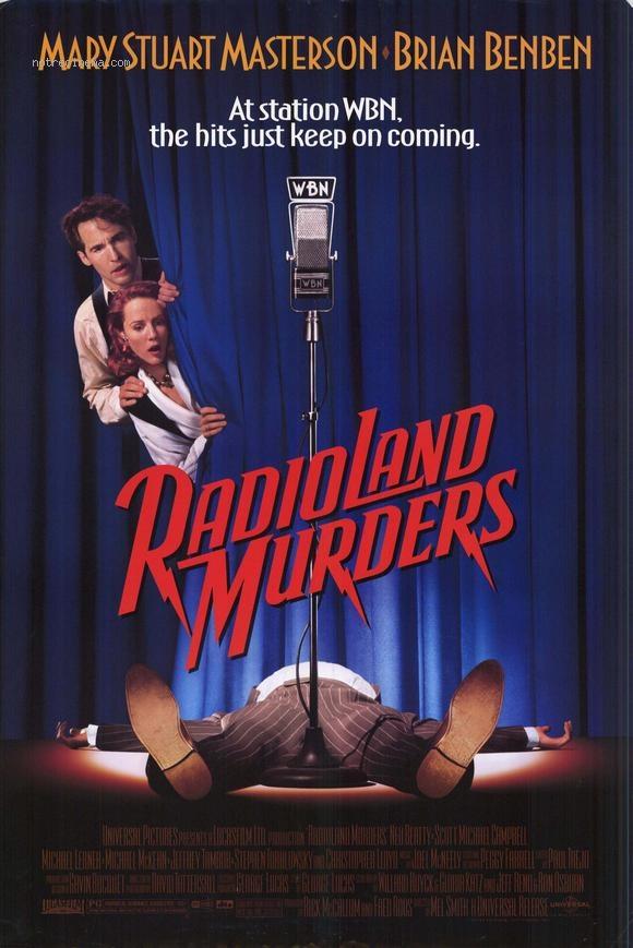 affiche du film Radioland Murders