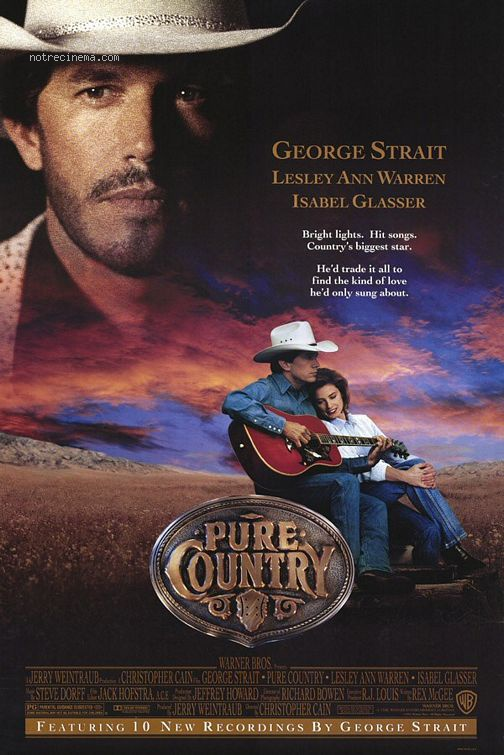 affiche du film Pure Country