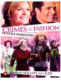 affiche du film Un crime à la mode (TV)
