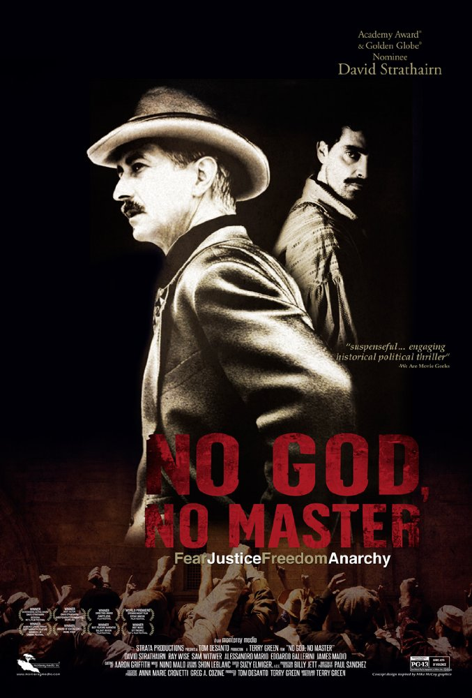 affiche du film No God, No Master