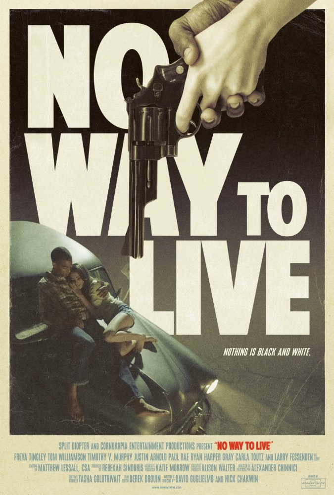 affiche du film No Way to Live
