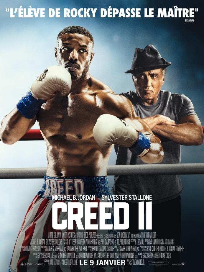 affiche du film Creed 2