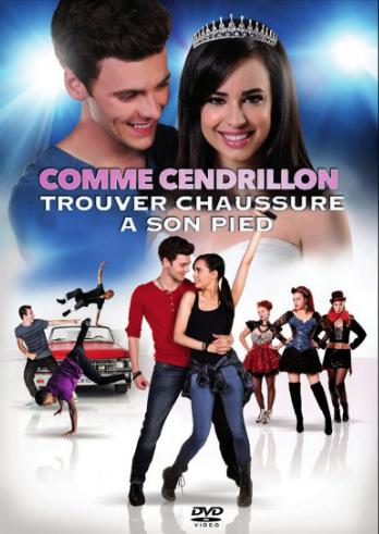 affiche du film Comme Cendrillon : Trouver chaussure à son pied