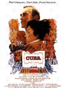 affiche du film Cuba