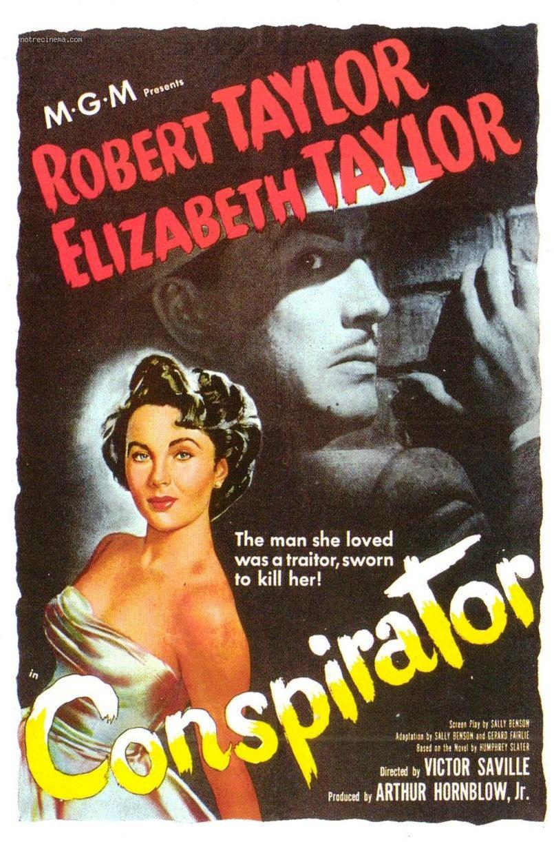 affiche du film Conspirator