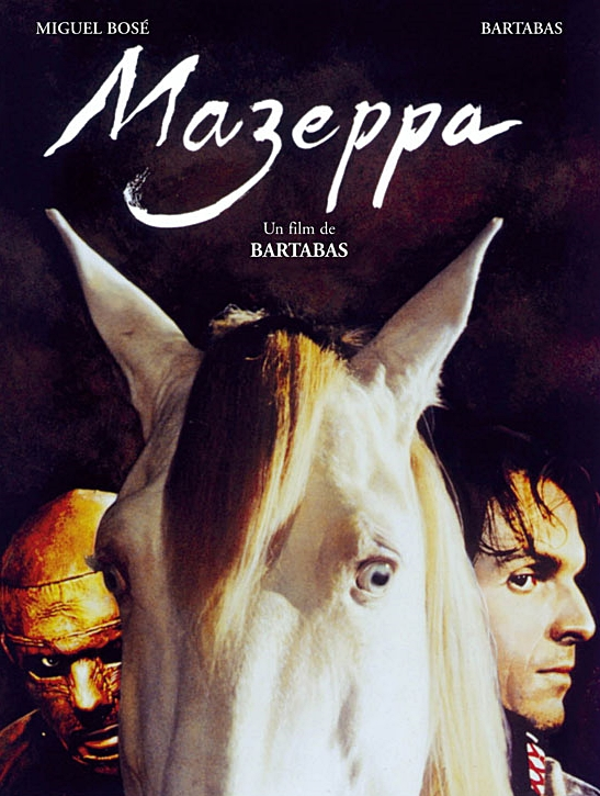 affiche du film Mazeppa