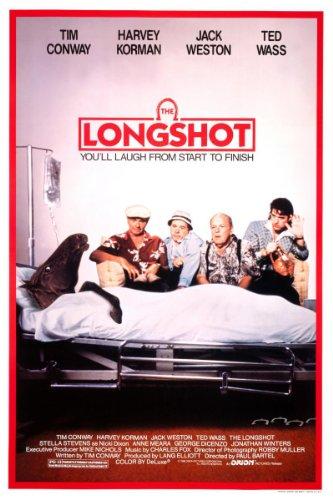 affiche du film The Longshot