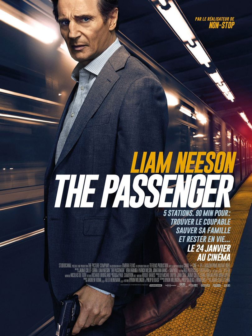 affiche du film The Passenger