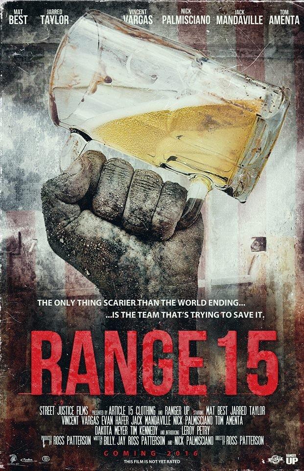 affiche du film Range 15