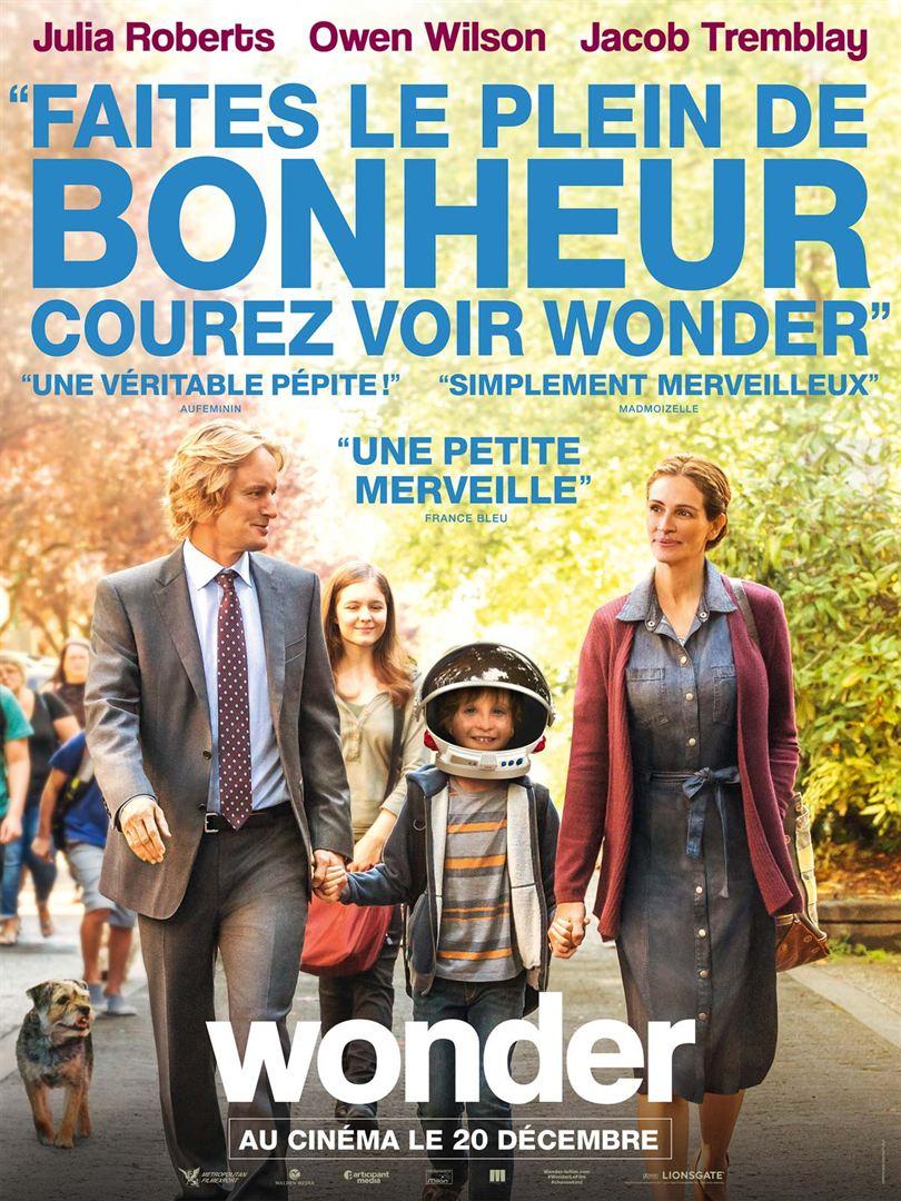 affiche du film Wonder