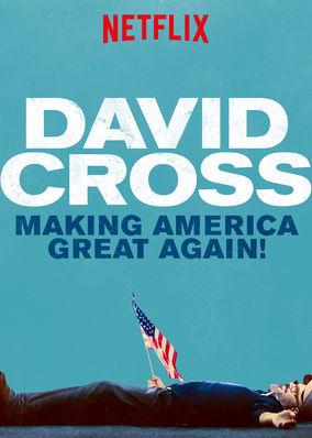 affiche du film David Cross: Making America Great Again