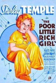 affiche du film Pauvre petite fille riche