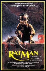 affiche du film Ratman