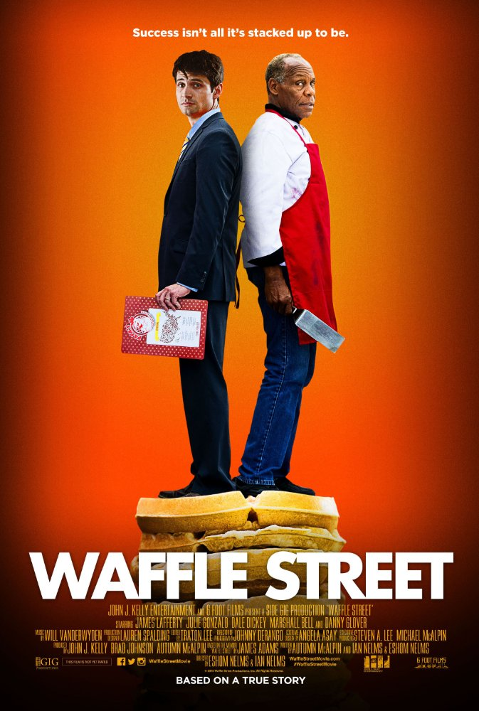 affiche du film Waffle Street
